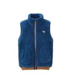 fleece vest A