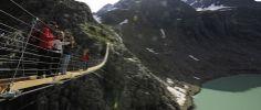 Grimselwelt Trail in Switzerland