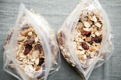 Breakfast On-The-Go: Make Your Own Instant Oatmeal Packets!