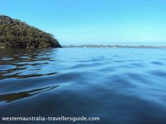 Through the Channels of the Walpole-Nornalup Inlet, one of the many beautiful inlets on the south coast of Western Australia.