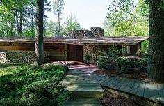 Chastain Park in Altanta, GA (mid-century modern)   Home Ideas ...