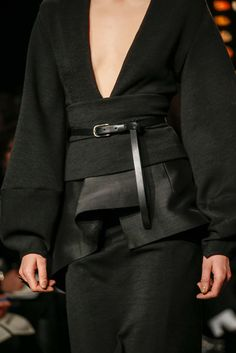 Donna Karan Fall 2015 Ready-to-Wear - Details - Gallery - Style.com