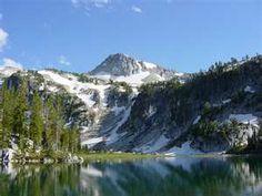 Mirror Lake, Eagle Cap Wilderness, OR