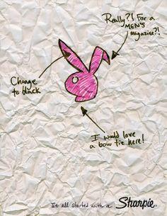 Sharpie: Playboy