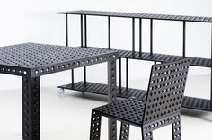 3+ table, 3+ chair 3+ shelving system  chair:  https://shop.zieta.pl/pl,p,27,96,_chair.html  table: https://shop.zieta.pl/pl,p,27,100,_table.html  shelving system: https://shop.zieta.pl/pl,p,27,101,_sheling_system.html