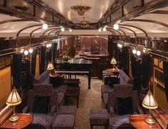 Venice Simplon Orient Express, Bar Car