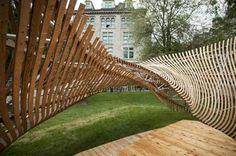 ContemPLAY Pavilion McGill Architecture