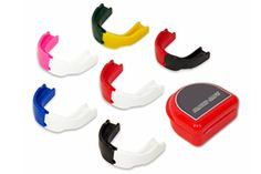 We stock a Wide Range of Boxing Gum Shields and Mouth Guards available to Order Online at Match-Safe! Supplying Gum Shields UK-wide we offer products to Great Britain, Northern Ireland and also the Republic Of Ireland.