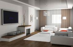 * Lakberendezés * A nappali szoba jobb speciális nappali szobavilágítással * Lakáskínálat.hu * Ingatlan, lakberendezés, kreatív