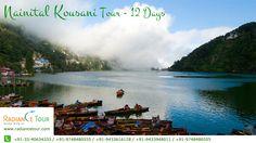 Nainital & Kousani Tour Package - 12 Days http://radiancetour.com/tour-detail/44/nainital-kousani---12-days
