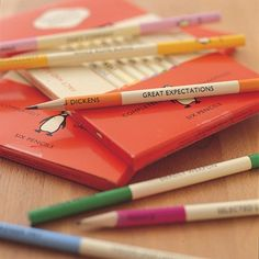 Fancy - Penguin Pencils