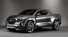 El Hyundai Santa Cruz pick up tiene luz verde, y lo veremos pronto - http://www.actualidadmotor.com/hyundai-pick-up-santa-cruz/