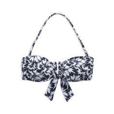 American Eagle AE Women's Fern Bandeau Bikini Navy (6.800 HUF) ❤ liked on Polyvore featuring swimwear, bikinis, bikini tops, bathing suits, swimsuits, swim, clothing & accessories  clothing  swimsuits  two piece swimsuits, 2 piece bathing suits, bikini bathing suits and bikini swimsuit