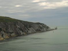 The Needles from Alum Bay - Isle of Wight