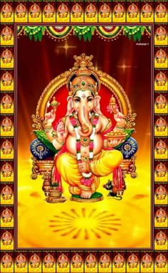 Good Morning Happy, Good Morning Images, Ganesh Wallpaper, Hd Wallpaper, Sri Ganesh, Lord Ganesha Paintings, Baba Image, Happy New Year Wishes, Happy Wednesday