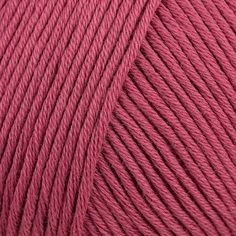 A stunning cotton yarn, DMC Natura Just Cotton is a fantastic combed cotton yarn with a matte finish that is perfect for knitting and crochet!  Gorgeous to wear and so comfortable to knit - there are 50 fabulous shades to choose from, and all designed to work tonally with one another, so this is a yarn that is perfect for crocheted blankets, granny squares and ripple patterns as well as striped projects!  Knits on 3.5mm needles, crochets on a 3.5-4mm hook depending on project tension…