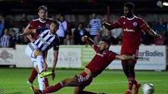 """West Brom's 12m summer signing Jay Rodriguez scored his first goal for the club as they beat League Two Accrington  There  were 274 changes made by teams across 19 matches in Tuesday's second  round EFL Cup ties - a trend described as """"devaluing"""" the competition.  Six teams changed their entire starting XI from their preceding league match including Premier League side Brighton. Crystal Palace and Brighton were among sides with grounds well below capacity. """"If  the fans know their manager is…"""