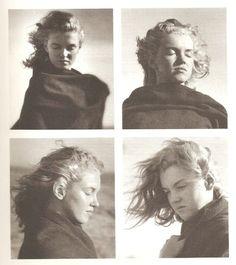 Marilyn por Andre de Dienes, 1946