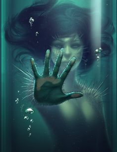Sea Creatures #Mermaid.