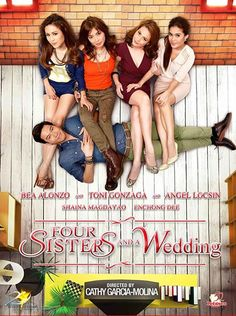 four sisters and a wedding full movie english subtitles