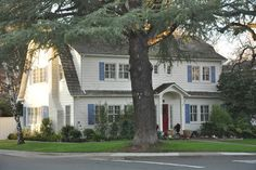 Architecture Walk: Exterior Styles and Palettes - traditional - exterior - other metro - Kerrie L. Kelly