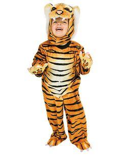 Costume di Carnevale da tigre