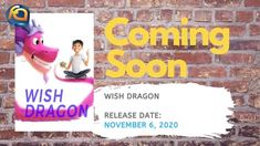 Wish Dragon will be released in the U. on November Upcoming Animated Movies, Dragon Movies, Dragon Games, Home Movies, Positive Messages, Release Date, Growing Up, Wish, November