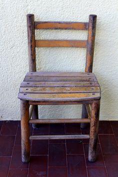 The Sad Little Chair