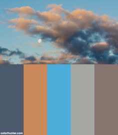 Lake Rotorua Color Scheme from colorhunter.com
