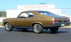 1970 Chevrolet Nova SS - 3