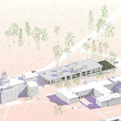 颜值即正义——MOS事务所的图纸 - ELcroquis建筑素描的文章 - 知乎专栏