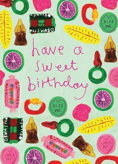 SWEET BIRTHDAY - Nikki Miles
