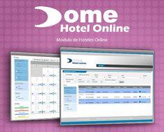 Dome Consulting lanza un nuevo Módulo de Hoteles Online