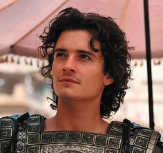 Actor in movie Troy Hot | hairstyles for men: Orlando Bloom Hair - Blockbuster Star Orlando ...