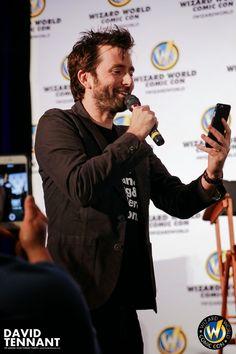 PHOTOS: Exclusive Unseen Shots Of David Tennant At Wizard World Comic Con Raleigh | David Tennant News From www.david-tennant.com