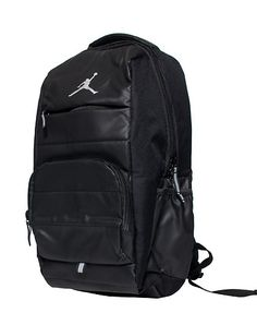 JORDAN MENS Black Accessories / Backpacks and Bags One | Jimmy Jazz saved by #ShoppingIS