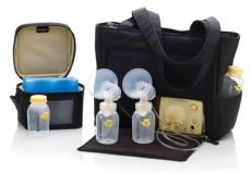 Pump In Style® Advanced Breastpump | Medela - still going strong after 6 months of exclusive pumping