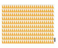 Lugar Americano Nind Amarelo - 43x30cm