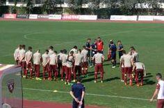 #seriea Torino, sessione tecnico-tattica a porte chiuse in vista dell´Empoli: ...sessione tecnico-tattica a porte chiuse in vista…