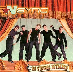 *NSYNC | No Strings Attached | CD 2507 | http://catalog.wrlc.org/cgi-bin/Pwebrecon.cgi?BBID=4027520