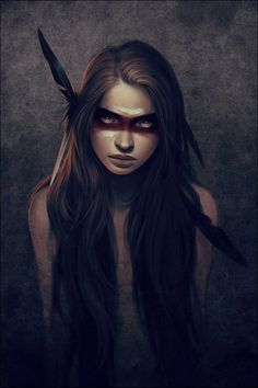 Howl by Charlie Bowater  Fine Art Prints available from $48  http://www.eyesonwalls.com/collections/fine-art-prints/products/howl#