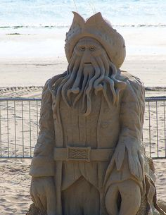 Revere Beach: Sand Sculpting - 2007 by rnolan