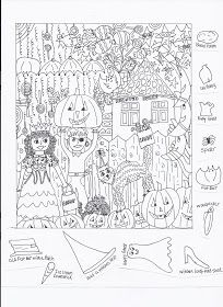 """Do you remember the puzzle in magazines called """"Hidden Pictures?"""" Highlights magazine for children still publishes the Hidden Pictures pa. Tales Of Halloween, Halloween Kids, Halloween 2020, Free Adult Coloring Pages, Printable Coloring Pages, Highlights Hidden Pictures, Hidden Pictures Printables, Hidden Picture Puzzles, Hidden Images"""