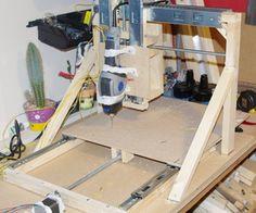 Simple Raspberry Pi Dremel CNC