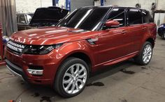 Leaked: Is This the 2014 Range Rover Sport? - WOT on Motor Trend