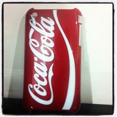 Capa Rígida da Coca-Cola para iPhone 3/3GS