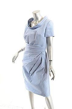 Oscar de la Renta 100% Silk Dress