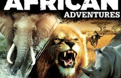 Cabelas African Adventures 2013 cover