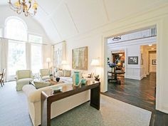 I love this whole house. What's not to love about a 16.9 million dollar summer house in East Hampton?