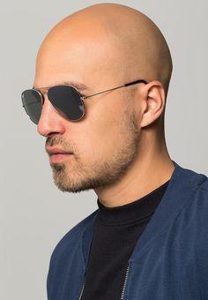 Ray-Ban AVIATOR - Okulary przeciwsłoneczne - silver-coloured - Zalando.pl